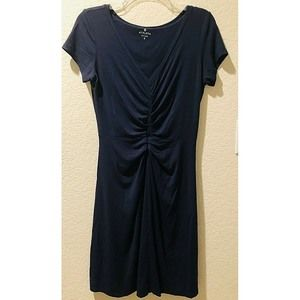 Athleta Womens Dress Size S Ruched Casual Sport